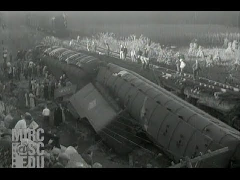 Train Wrecks from the Movietone Outtakes Collection, Volume IV