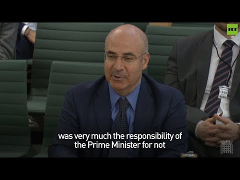 Bill Browder: Skripal poisoning was v.much the responsibility of Theresa May
