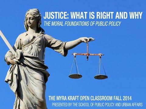 "Myra Kraft Open Classroom - 11/19/2014 - ""Global Justice I"" - Paola Cesarini & Kevin Murray"