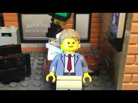 Ace Brickman private detective