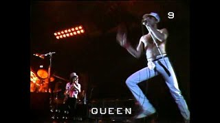 Gambar cover Queen - Another One Bites The Dust (Live in Buenos Aires '81 and Vienna '82)