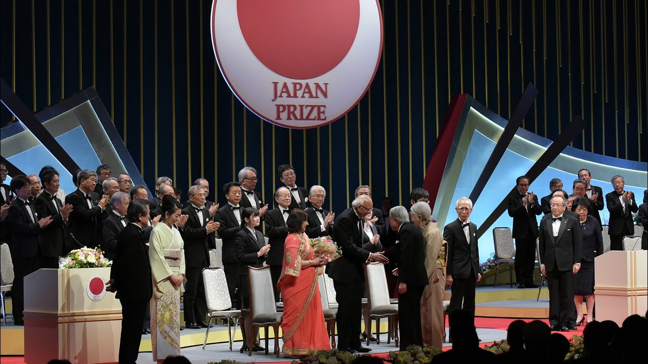 2019 (35th) Japan Prize Presentation Ceremony & Banquet