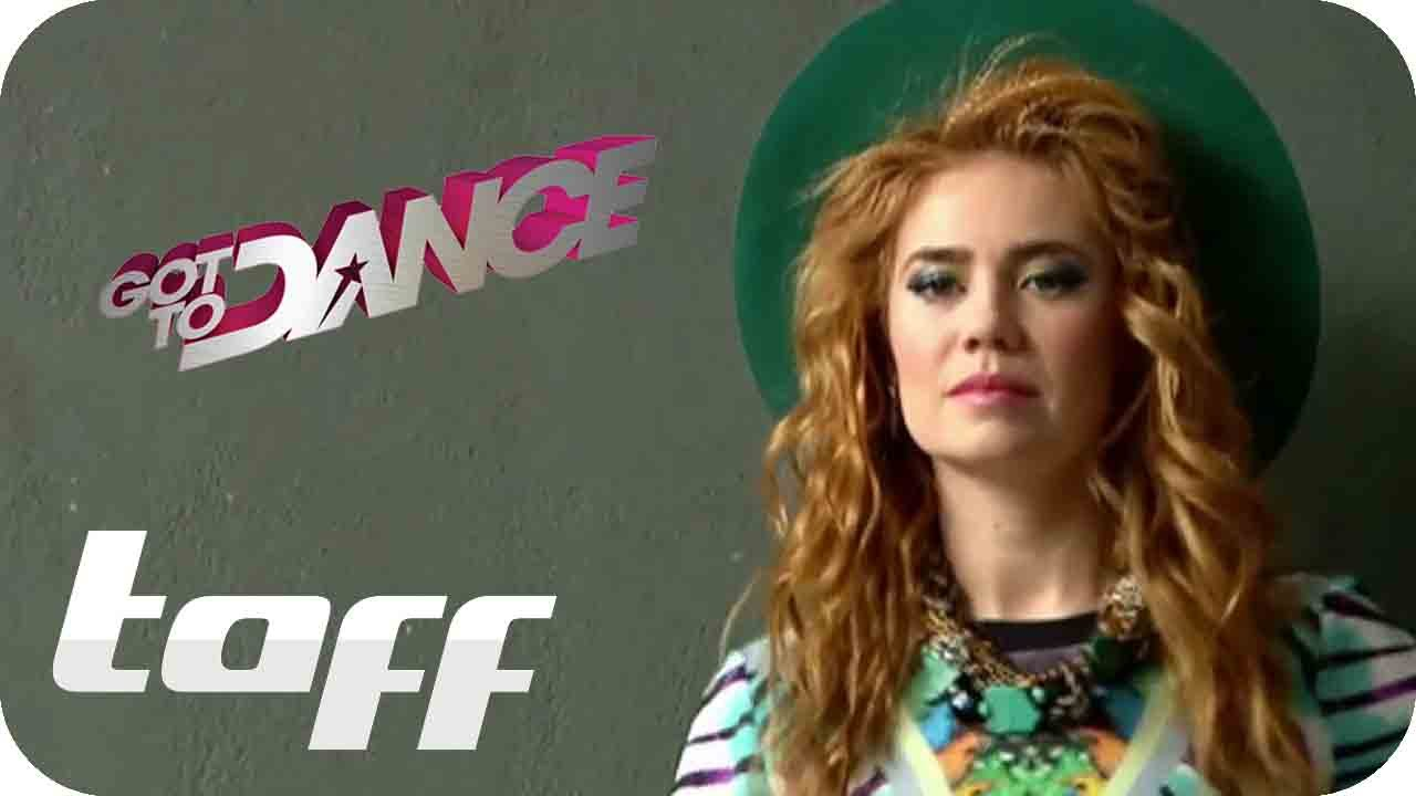 Palina Rojinski Jurorin Bei Got To Dance 2014 Taff Youtube