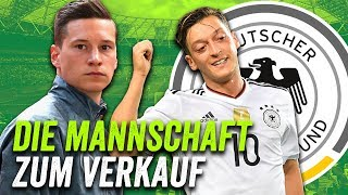 Özil, Brandt, Draxler: Deutsche Stars zum Verkauf! WM 2018 als Karriere-Sprungbrett?