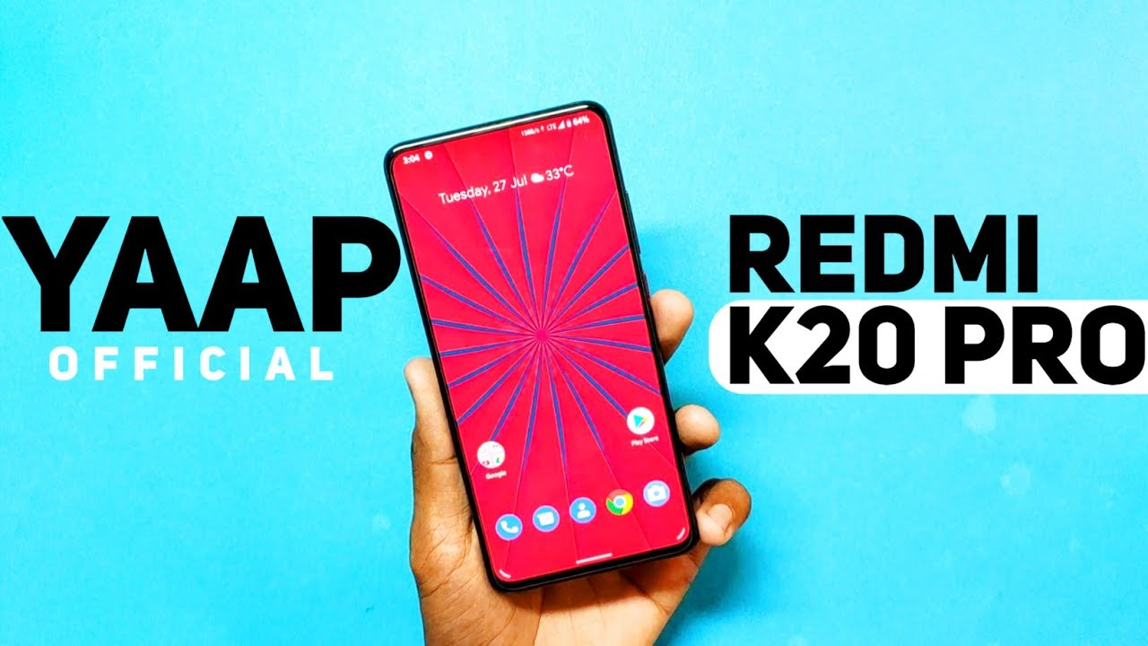 YAAP Official ROM For Redmi K20 Pro | OSS Vendor | Powerful Gaming ROM With Soviet Kernel 🔥🔥