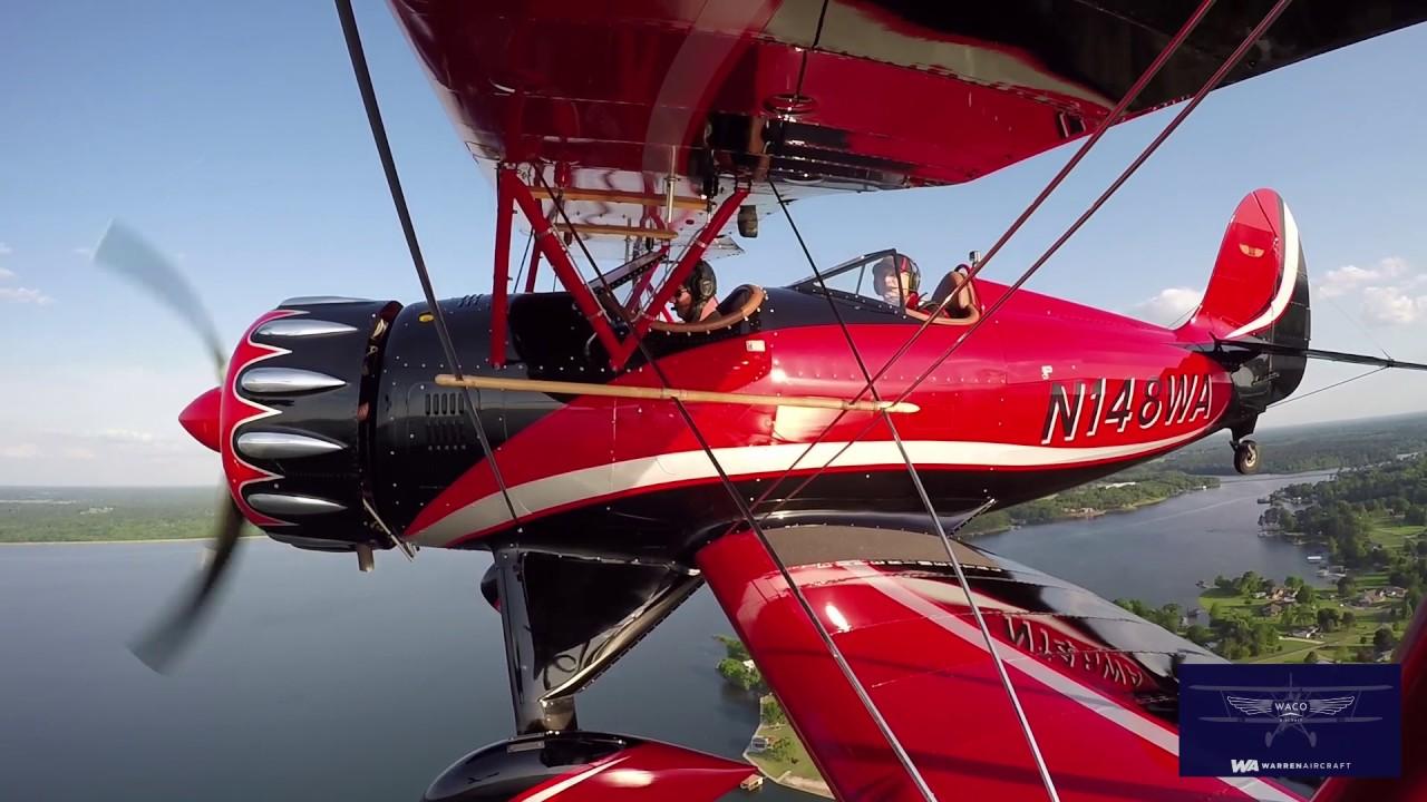 Waco Photo Flight