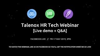 We conducted our first ever webinar on facebook live for hong kong users.