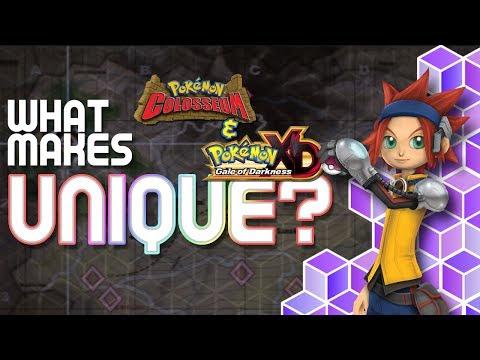 What Makes Pokemon Colosseum & Gale Of Darkness Unique? Ft. LightningSpirit - WMGU - BeyondPolygons