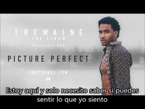 Trey Songz-Picture Perfect (Español)