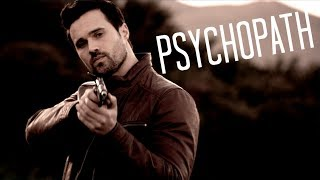Agents of SHIELD Loves The Word Psychopath