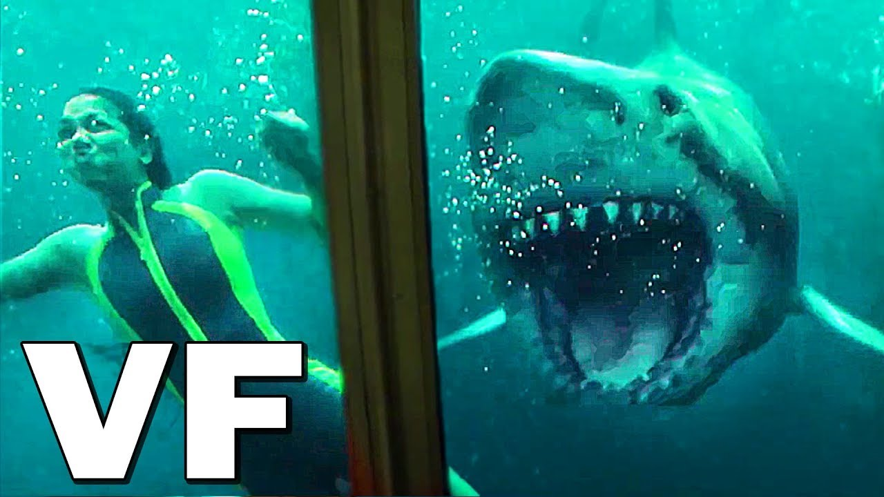 47 Meters Down 2 Bande Annonce Vf 2019 Film De Requins Youtube