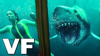 47 METERS DOWN 2 Bande Annonce VF (2019) Film de Requins
