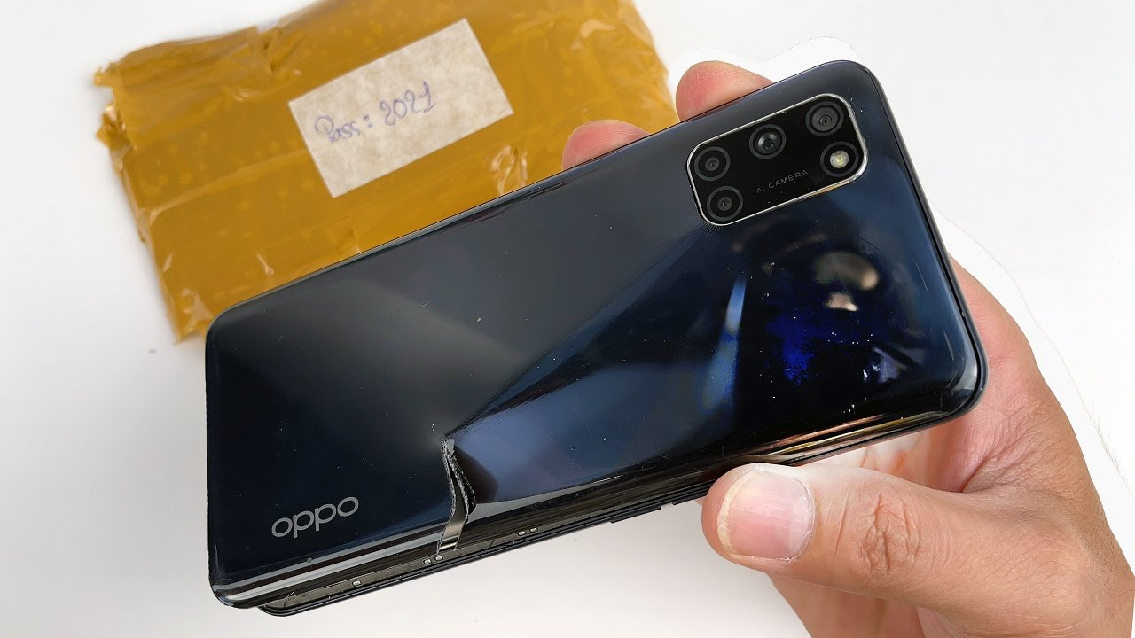 Restoring OPPO A92 Cracked, Destroyed Phone restoration | How to restore