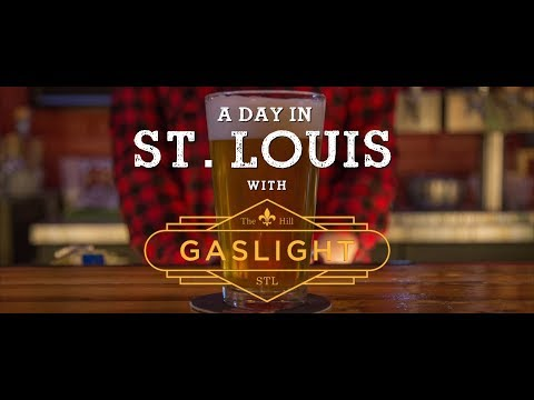 A DAY IN ST. LOUIS | GASLIGHT