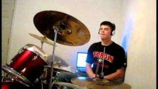 Green Day - Sassafras Roots (Drum Cover)