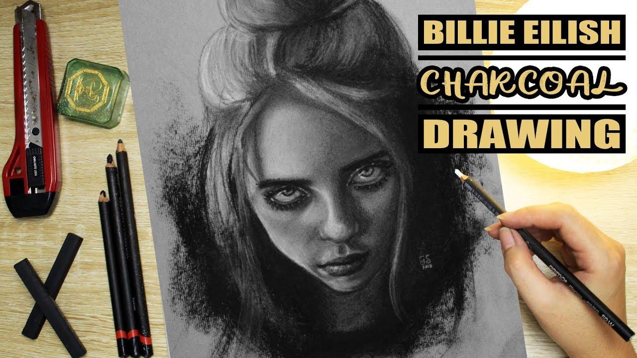 Billie Eillish Portrait