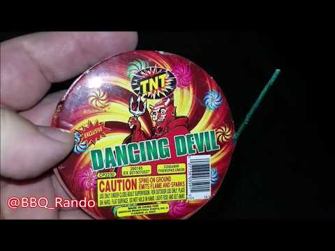 Dancing Devil - TNT Fireworks