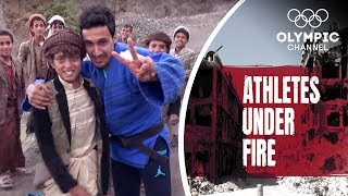 The Olympian who risks his Life to Teach Kids Judo | Athletes Under Fire