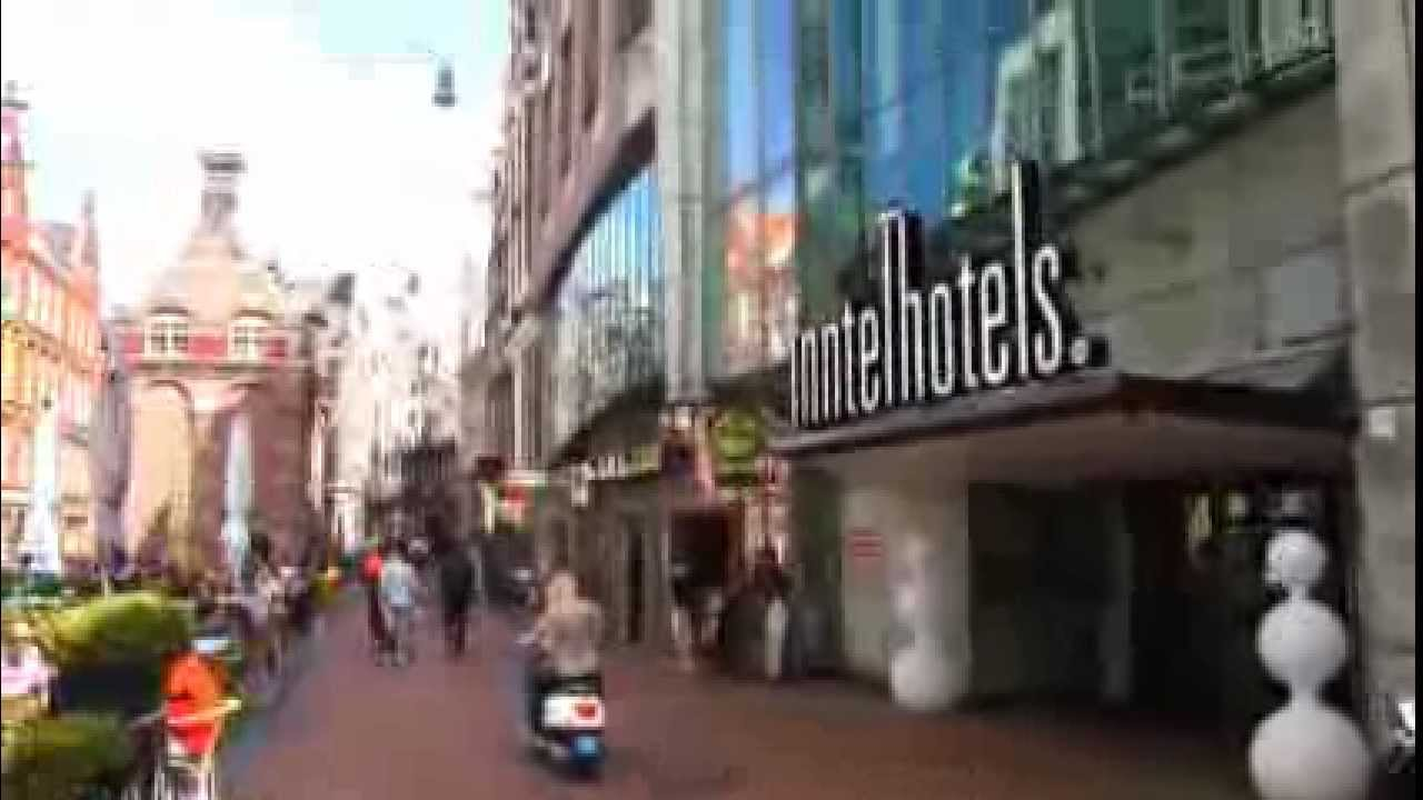 Inntel Hotels Amsterdam Centre Youtube