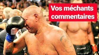 Booba vs Kaaris vos méchants commentaires / OU WILDER VS FURY