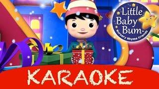 karaoke: Jingle Bells - Instrumental Version With Lyrics HD from LittleBabyBum!
