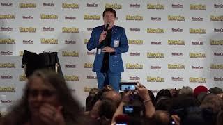 John Barrowman Q&A at Megacon 2019