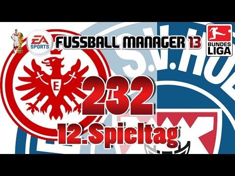 Fussball manager lets play 232 12 spieltag  eintracht frankfurt fm lp 2014 karriere