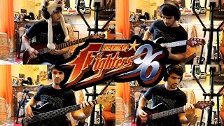 King of Fighters 96 goes Rock - Esaka Hero Team Theme (Arrangement)