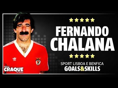 FERNANDO CHALANA ● SL Benfica ● Goals & Skills
