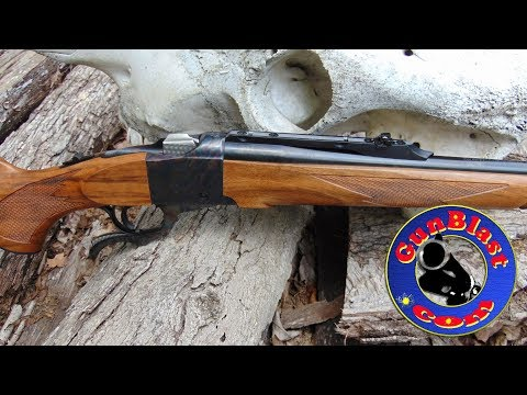 Shooting Lipsey's Exclusive Ruger No  1 Single-Shot 22