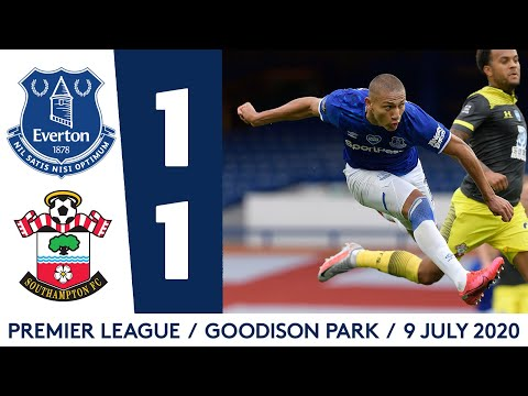 Everton Southampton Goals And Highlights