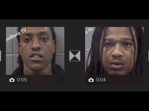 RICO RECKLEZZ Arrested In Chicago 2017/06/14 Famous Dex Reacts To Rico