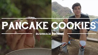 Pancookies Pancake Cookies , Bushwack Cooking Episode 4 By The Fat Kid Inside