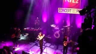 Olivia Ruiz - Mon corps mon amour - Paris - 05/12/2016