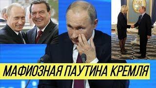 Запад стал частью путинской мафии