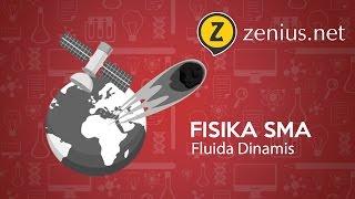 Fluida Dinamis - Persamaan Bernoulli