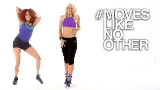 'Can't Stop Dancin' Becky G choreography by Jasmine Meakin with Ashley Everett #MovesLikeNoOther
