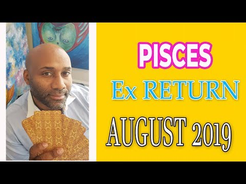 Repeat PISCES ♓️ THE EX - I got scared BUT I am coming