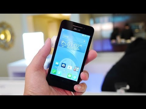 Asus Zenfone 4 hands-on preview: video and image gallery