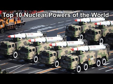 Top 10 Nuclear Powers of the World 2020 | Infinite Defence