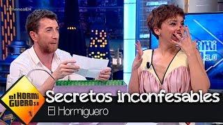Descubre los secretos inconfesables del público - El Hormiguero 3.0