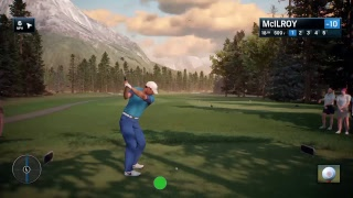 Rory McIlroy PGA Tour 18 At Banff Springs PS4 Live Bdobosch