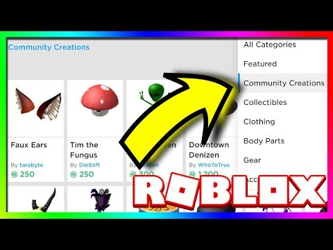 YOU CAN MAKE YOUR OWN ROBLOX HATS... UGC IS HERE