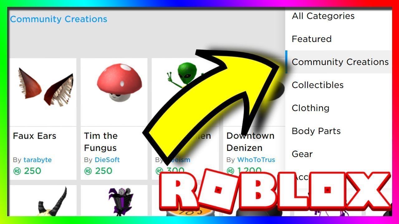 You Can Make Your Own Roblox Hats Ugc Is Here Youtube