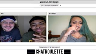 PICKING UP CHICKS on Chatroulette
