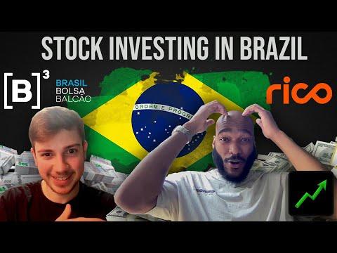 Stock Market Investing in Brazil   4 Brazilian Stocks Discussed!