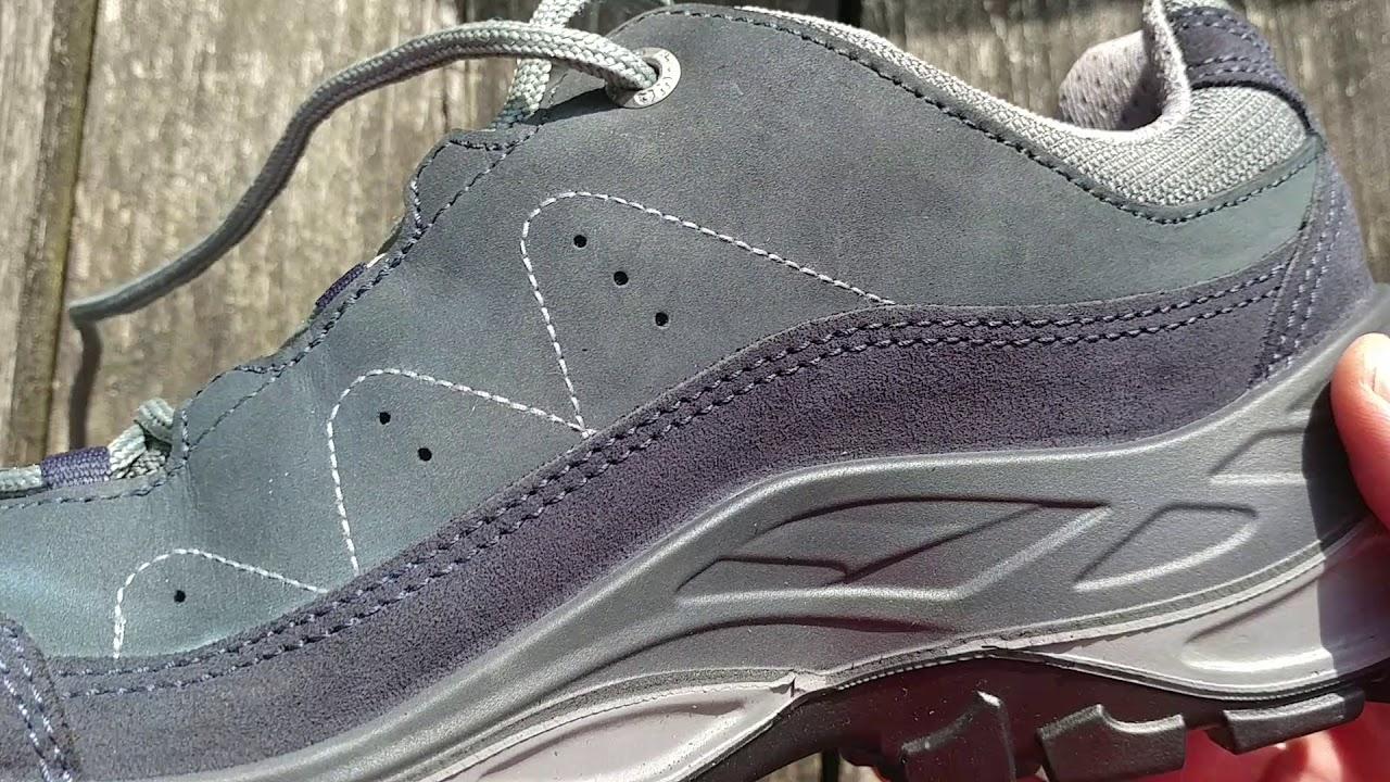 Lowa Toro 2 GTX Lo Review Walking shoes Test!