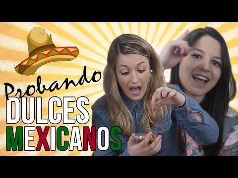 Probando Dulces Mexicanos Con ExpCaseros | Laury What