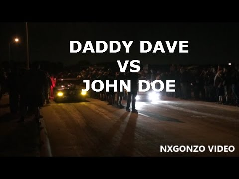 DADDY DAVE VS JOHN DOE CASH DAYS