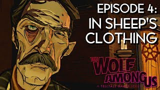 """THE WOLF AMONG US - FULL EPISODE 4: """"IN SHEEP"""